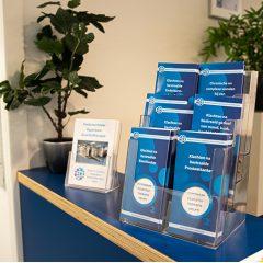 Folder balie zuurstoftherapie, Delta Medicine