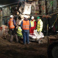 Ondergronds bouwen, Delta Medicine