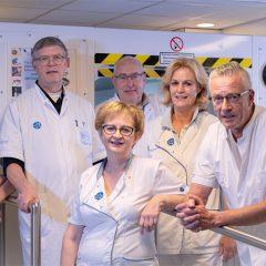 Team zuurstoftank, Delta Medicine